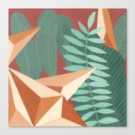 terracota Canvas Print