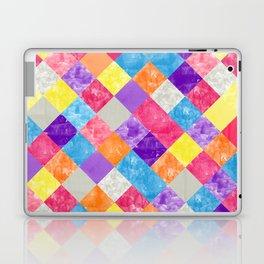 Lovely Geometric Background V Laptop & iPad Skin