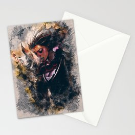BLOOD MOON DIANA - League of Legends Stationery Cards