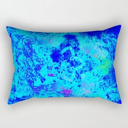 Splash Star Rectangular Pillow