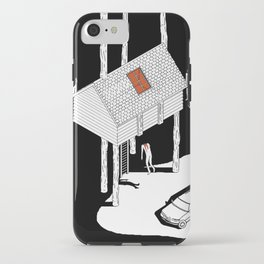 Hereditary by Ari Aster and A24 Studios iPhone Case