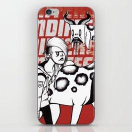 U&I iPhone Skin