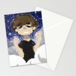 star child Stationery Cards