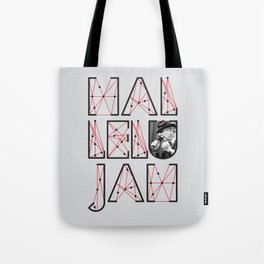 Leonard Cohen Hallelujah Tote Bag