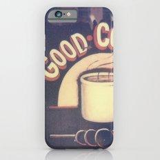 Good Coffee Polaroid iPhone 6s Slim Case