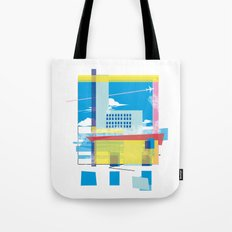 funky town Tote Bag
