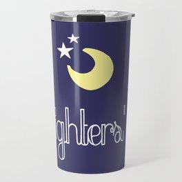 all-nighters' club Travel Mug