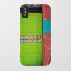 Loading Bay iPhone X Slim Case