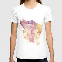 vagina T-shirts featuring Verronica's Vagina Print by Nipples of Venus