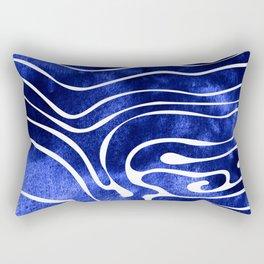 Tide II Rectangular Pillow