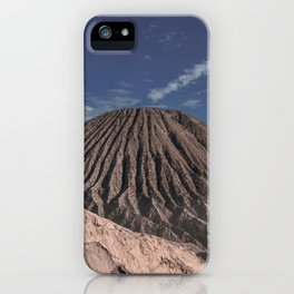 Mt. Bromo, Indonesia iPhone Case