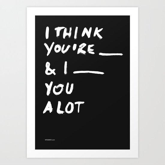____ Art Print