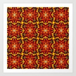 Pattern-171 Art Print