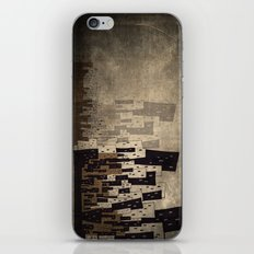 Busy City Where I came from iPhone Skin