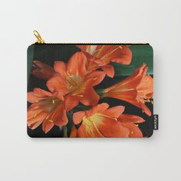Jungle Floral Carry-All Pouch