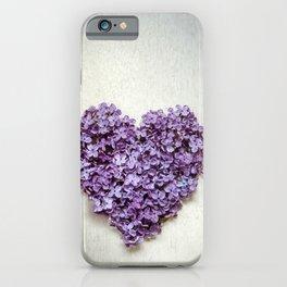 Summer Heart iPhone Case