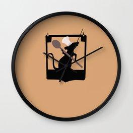 TOUT LE MONDE PEUT CUISINER ( Ratatouille ) Wall Clock