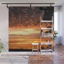 Golden Morning Wall Mural