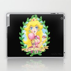 Tattooed Peach Laptop & iPad Skin