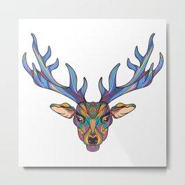 Deer Park- MI Metal Print
