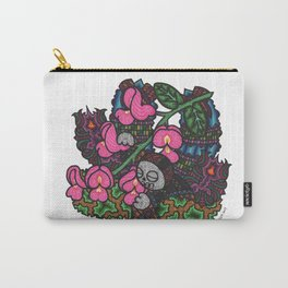 Elegance (Botanical Bliss) Carry-All Pouch