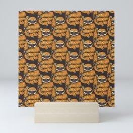 Sloth SayHi Mini Art Print