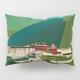 Potala Palace, Lhasa, Tibet, China Pillow Sham