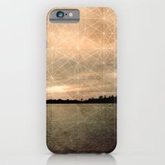 Lingering by the Sea Slim Case iPhone 6s