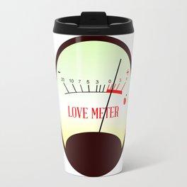 Red Hot Love Meter Travel Mug