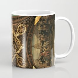 Louvre, Paris, France Coffee Mug