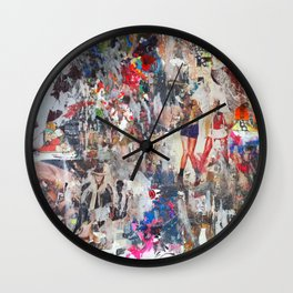 A Semester in the Life of...  Wall Clock