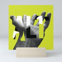 ALT. Mini Art Print