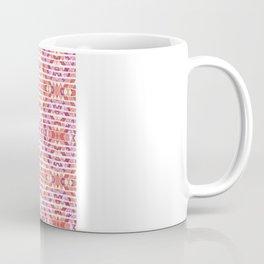 Tribal Explosion Coffee Mug