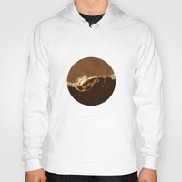 chocolate Hoodies featuring Chocolate by Richard George Davis