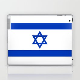 Israel Flag - High Quality image Laptop & iPad Skin