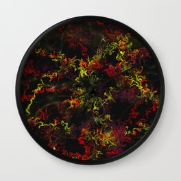 UnaBashed Wall Clock
