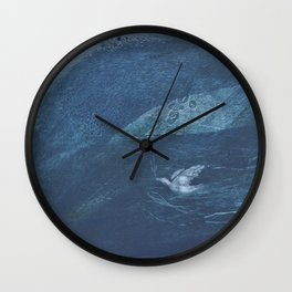 Branch alive Wall Clock