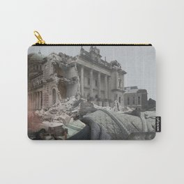 Earthquake Memorys  Carry-All Pouch