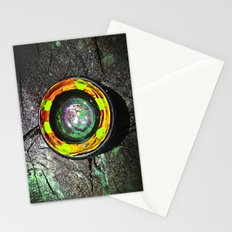 Camera Lens In The Wild Stationery Cards