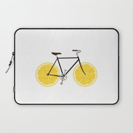 Lemon Bike Laptop Sleeve