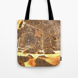 World Furnace Tote Bag