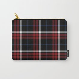 Check Pattern Carry-All Pouch