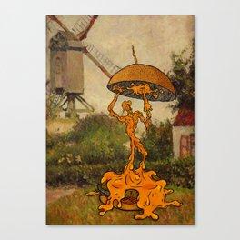 Manchecoa Canvas Print