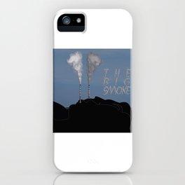 The Big Smoke - Dublin iPhone Case