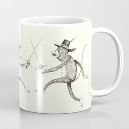 'To The Death!' Coffee Mug