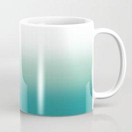 Stormy Sea Ombre Coffee Mug