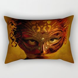 Bal Masque Rectangular Pillow