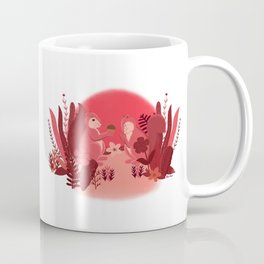 Squirrels in Love Coffee Mug