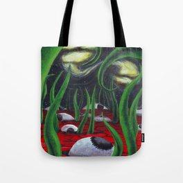 Strange Horizons Tote Bag