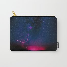 Electric Desert Starry Night Carry-All Pouch